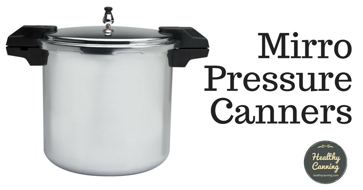 pressure cooker canning instructions