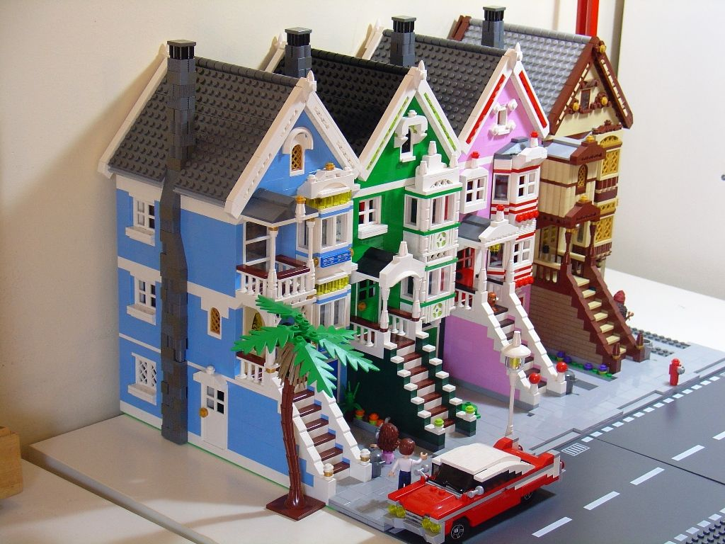 lego friends house instructions