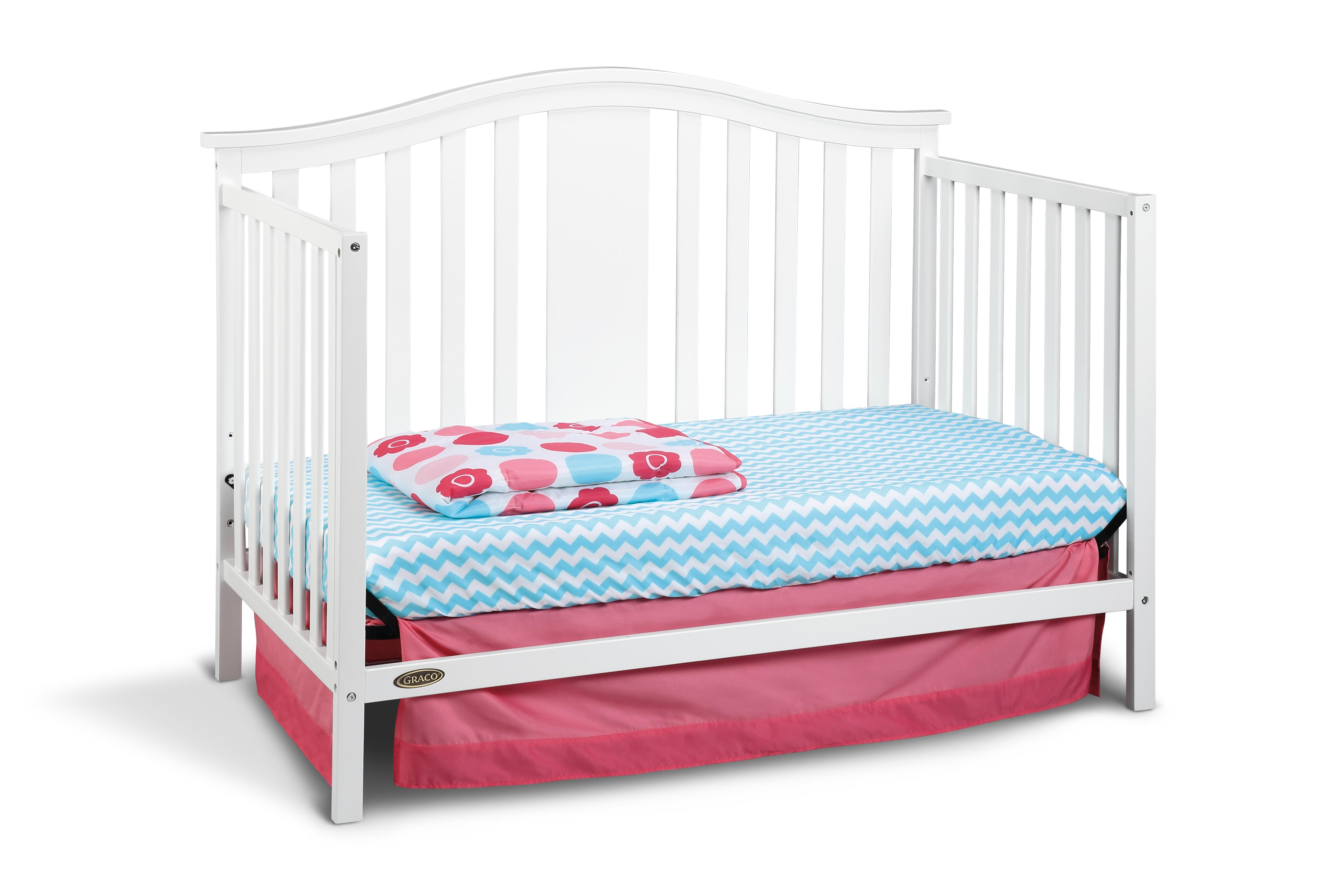 graco 4 in 1 crib instructions toddler bed
