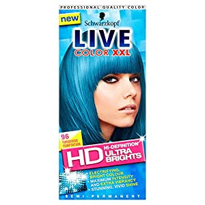 schwarzkopf live colour instructions