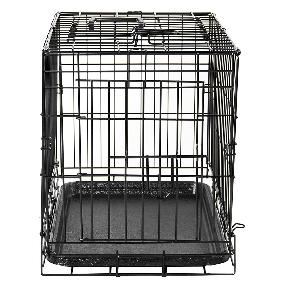 folding wire dog crate instructions