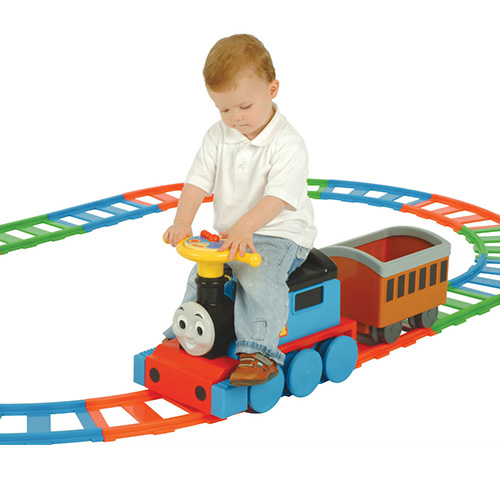 remote control thomas the train instructions
