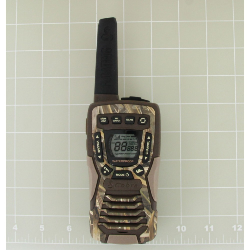 cobra microtalk walkie talkie instruction manual