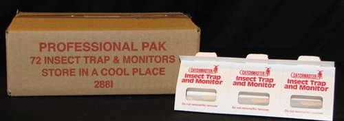 catchmaster insect trap and monitor instructions
