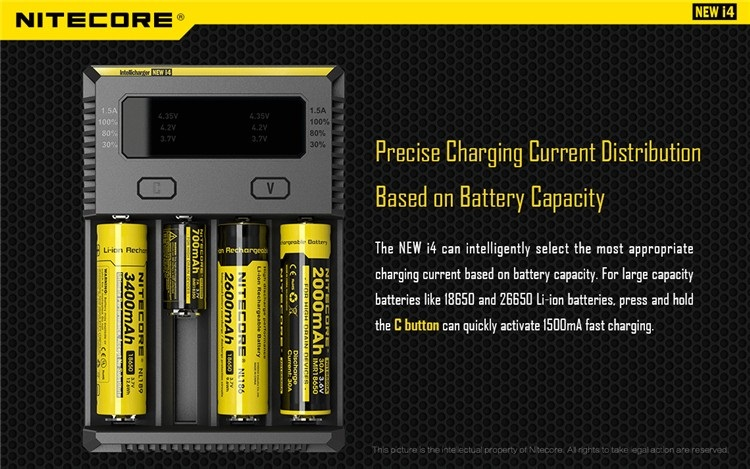18650 battery charger instructions