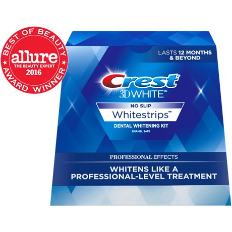 crest white strips luxe instructions