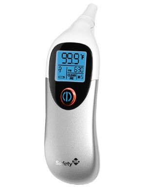 safety 1st forehead thermometer instructions