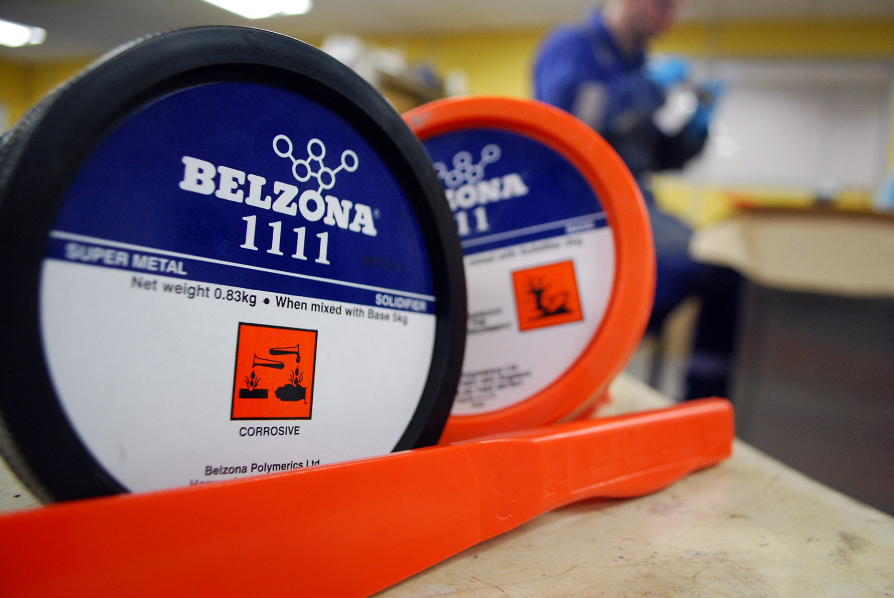 belzona 1321 instructions for use