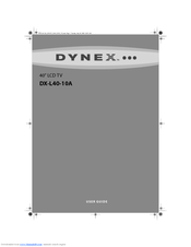 dynex tv wall mount instructions