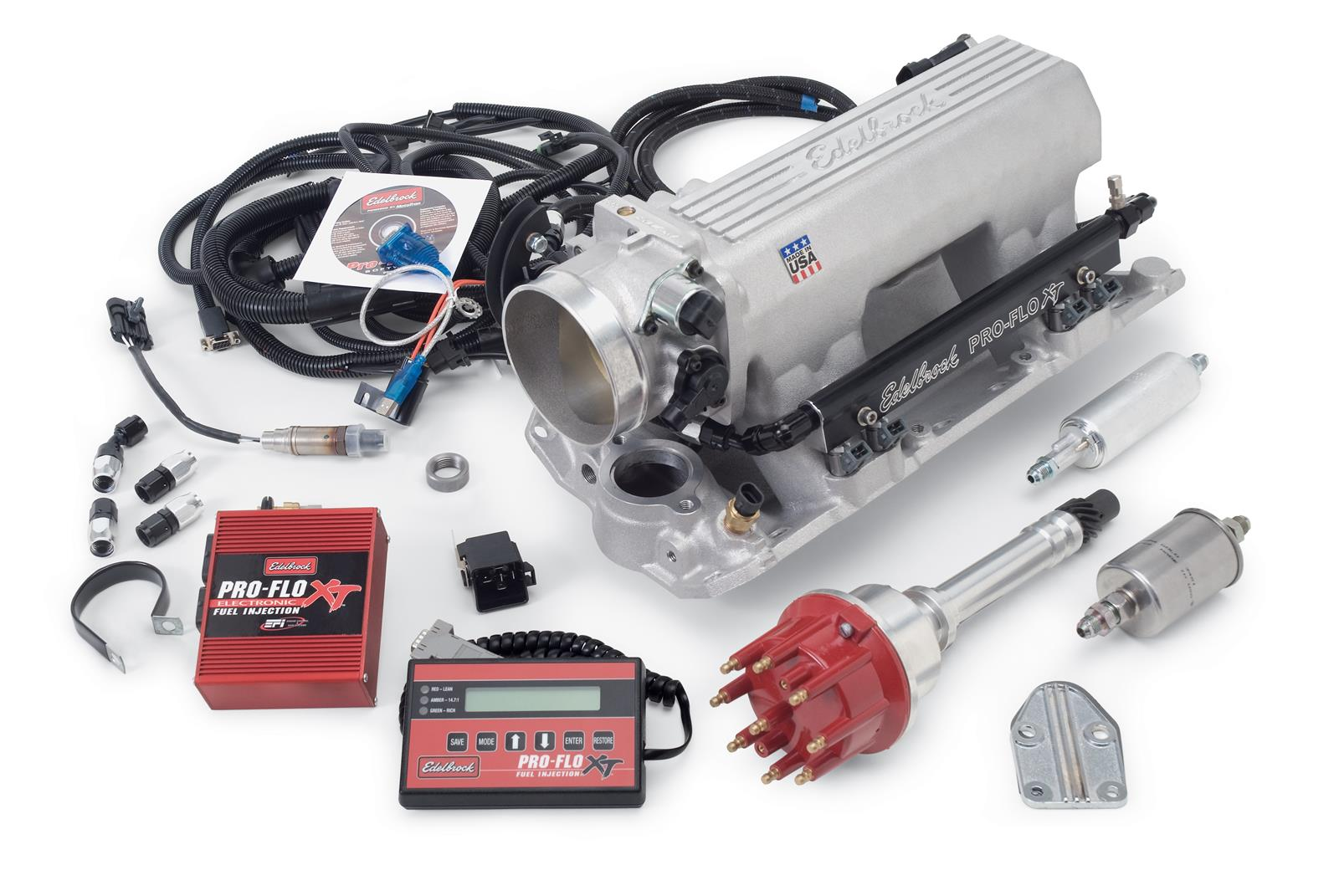 edelbrock pro flo 2 installation instructions