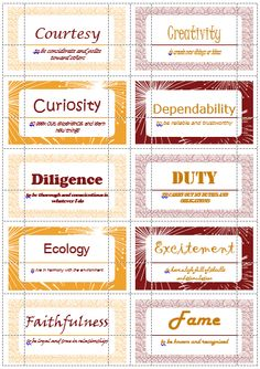 motivational interviewing values card sort instructions