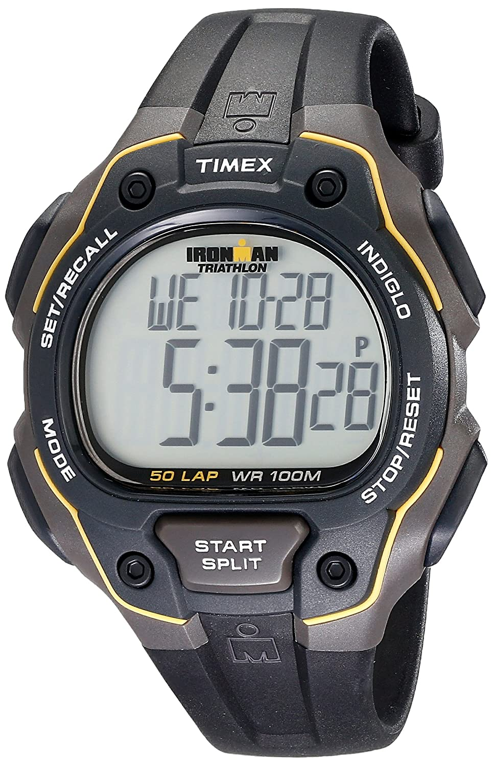 timex ironman classic 30 instructions